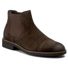Marc O'Polo Bokacsizma MARC O'POLO - 607 23065001 300 Dark Brown 790