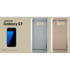 REMAX Samsung Galaxy S7 - Remax Kingzone Slim TPU tok tok és táska