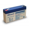 Ultracell AU-06013 6V1,3Ah akkumulátor