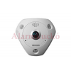Hikvision Pro DS-2CD6362F-I fisheye dome kamera, 6MP(3072x2048), 1,27mm, D&N(ICR), 3DNR, DWDR, SD, Audio, PoE