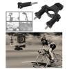 Sec-CAM SJ/GP-01, biciklis, motoros KORMÁNY rögzítő KONZOL - SJCAM és GoPro akciókamerákhoz - SJCAM SJ4000, SJ5000, X1000 sorozatokhoz