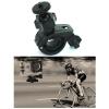 Sec-CAM SJ/GP-126, biciklis, motoros KONZOL kormányrúdra, gömbcsuklós konzollal - SJCAM és GoPro akciókamerákhoz - SJCAM SJ4000, SJ5000, X1000 sorozatokhoz