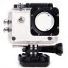 Sec-CAM SJ-VT4000, PÓT vízálló kültéri kamera ház SJCAM SJ4000 sorozhoz - a gyári tartozék ház pótlása - kizárólag SJCAM SJ4000 akciókamerához