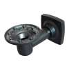 ProVision -ISR PR-B11WB-B oldalfali tartókonzol az analóg fix dome kamerákhoz, fekete