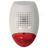 Satel SP500R sziréna, kültéri piezo hang- fényjelző