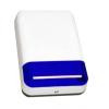 Satel SPL2030BL sziréna, kültéri piezo hang-fényjelző