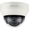 Samsung SND6011R IPOLIS nagydinamikájú inframegvilágítós mechanikus Day&Night 2 megapixeles full HD IP dome kamera, 1/2,8-os 2Megapixel Progressive Scan Exmor CMOS chip, WiseNet III DSP chip