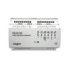 Roger PR411DR 35 mm-es DIN sínre szerelhető beléptetésvezérlő, egy átjáró kétirányú vezérlése, önálló vagy hálózatos működés