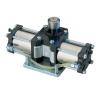 Faac F108758 180°-os Földberejtett olajhidraulikus motor (munkahenger) szárnyaskapu mozgatáshoz, 800 Kg-os kapuig max 200°-os nyitás, IP67. biztonságtechnikai eszköz