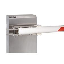Faac F428163 rozsdamentes acél karrögzítő elforduló kerek karhoz (S rugó szükséges) (F428163) biztonságtechnikai eszköz
