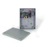 Proteco Q80A vezérlés két- és egyszárnyú kapukhoz, digitális programozás
