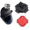 SJ/GP-85, SISAK-hoz 360 fokos forgatható aljzat - SJCAM és GoPro akciókamerákhoz - SJCAM SJ4000, SJ5000, X1000 sorozatokhoz