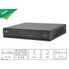 DVC DRN-3404RP 4 csatornás hálózati rögzítő