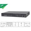 DVC DRN-3716RP 16 csatornás hálózati rögzítő