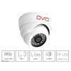 DVC DCA-VF313O 3,6mm objektívvel vandálbiztos dome kamera