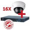 Dahua PACK-V16-HDBV2300RZ 16 db HDBW2300RZ kamera, NVR4216 rögzítővel