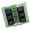 Alarmworld RP0612TRPLUS Relépanel, 6 csatorna, 12V, +trg