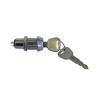 SATALARM SA-KSW02S, két állású kulcsos kapcsoló