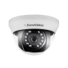 EuroVideo EVC-TV-DO1080AI2 1080p beltéri IR dome kamera, 2,8 mm optika, 0,1 Lux, ICR, 20 m IR, 12 VDC, 300 mA