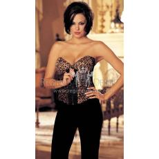 Regina's Desire Állatmintás Fűző