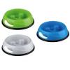 TRIXIE gumitalpú műanyag tál 0,9 l/23 cm