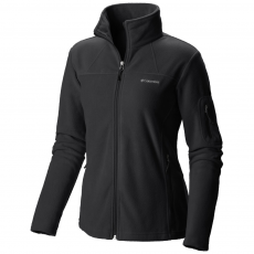 Columbia Fast Trek II Full Zip Fleece Jacket Polár,softshell D (1423861-p_010-Black)