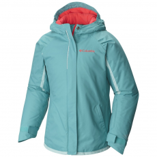 Columbia Alpine Action Jacket Síkabát,snowboard kabát D (1514811-p_354-Miami_Spray)