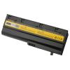 PATONA Medion MD96850, MD96780, MD96970, MD96370, MD96350 szériákhoz, 6600 mAh PATONA utángyártott akku akkumulátor