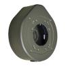 EuroVideo EVB-B26G Kötődoboz az EuroVideo EVC-TC-DV...28M sorozatú 2,8-12 mm-es dome kamerákhoz SZÜRKE
