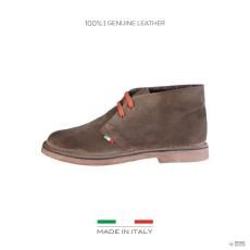 Made In Italia készült Italia férfi alkalami cipő IGINO_ barna