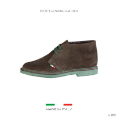 Made In Italia készült Italia férfi alkalami cipő IGINO_GRIGIO-SCURO