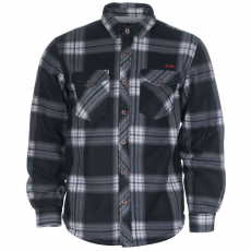 Lee Cooper Ing Lee Cooper Lined Button Polar Fleece fér.