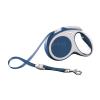 Flexi Vario szalagos póráz S, 5m, kék