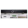EuroVideo EVD-C16/200A1FH HD-CVI DVR, 16 CVI, vagy 12 CVI 4 IP bemenet, 1080p/12,5 fps, 720p/25 fps, 2x4 TB SATA HDD