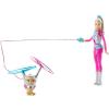 Barbie Csillagok között Barbie lebegő cicussal