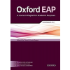Oxford University Press Edward de Chazal - Louis Roger: Oxford EAP - A course in English for Academic Purposes Intermediate B1+ Student's Book with DVD-Rom