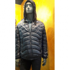 GAS 0463 LACKY HOOD/6 Férfi kabát (kék)