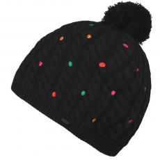 O'Neill BW Hot Dot Beanie Sapka és kalap D (O-659112-p_9010-Black Out)