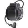 "EuroVideo EVL-F8,0D12 1/3"" 8,0mm/F1.2 DC AUTO IRISZES OBJ. Ú"