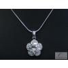 BSW6-M-611 kristály medál