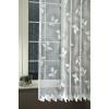 Fehér jaquard függöny leveles 484/0016/Cikksz:01122051