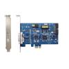GEOVISION GV 650B/16 16 csatornás megfigyelő rendszer max 25 fps, max 704x576 felb., 4 audio, PCI-E 1x