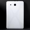 Samsung Galaxy Tab E 9.6 T560 Szilikon Tok X-Style Fehér