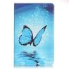 Samsung Galaxy Tab E 9.6 T560 Mintás Tok Szilikon Belsővel Kártyatartóval RMPACK A003