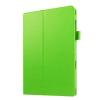 Samsung Galaxy Tab E 9.6 Notesz Tok T560 RMPACK Belső keret védelemmel Zöld