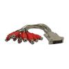 GEOVISION GV DVI Audio kábelkorbács, DVI csatlakozó DVI29 1-16CH Audio 20cm