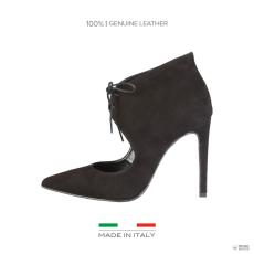 Made In Italia készült Italia női boka csizma cipő ROSSANA_fekete