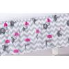 Babaágy szoknya - Rózsaszín esernyős elefánt