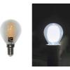 Lumen Ledes izzó COG Gömb formájú E14 4W Fehér Hideg fehér 5800k 230V - Lumen