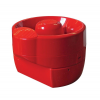 INIM IMT-CSW100 kültéri hagyományos hangjelző tűzjelző rendszerekhez, IP65, piros